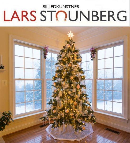 Julekalender kunst, malerier og croquis-tegninger - 24. dec - Lars Stounberg