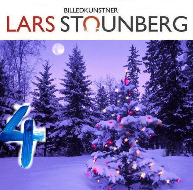 4. december 2019 julekalender Lars Stounberg
