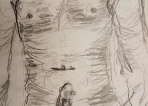 Erotisk nøgen mand front lars-stounberg-2018