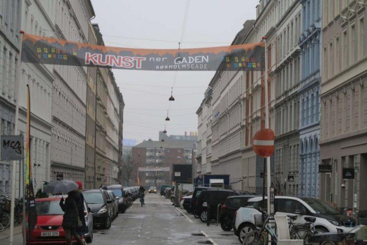 Hele Gallerigaden Rørholmsgade København