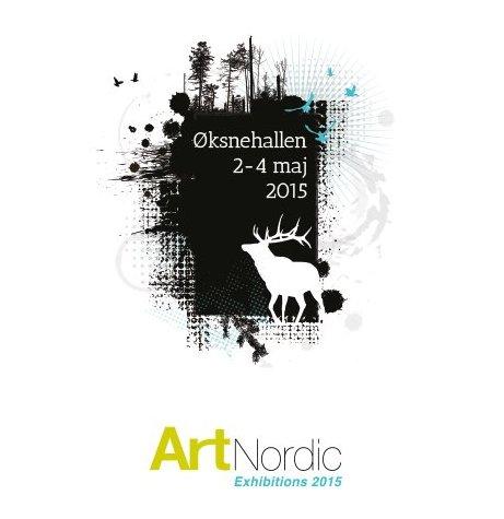 Art Nordic 2015 - København - Lars Stounberg