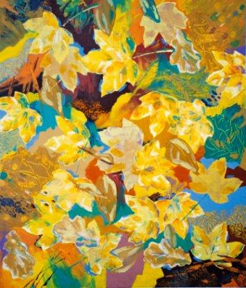 Живопись художника Ларса Stounberg в выставке
