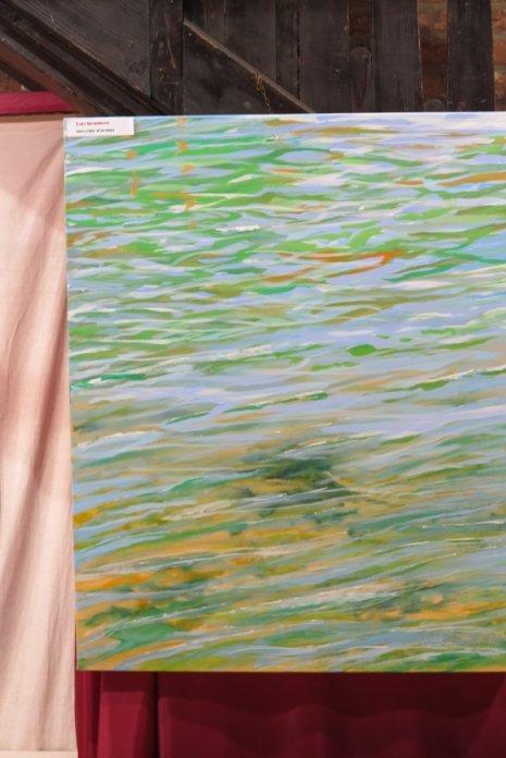 Maleri på udstillingen Grand'Art Venezia 2015 - Lars Stounberg