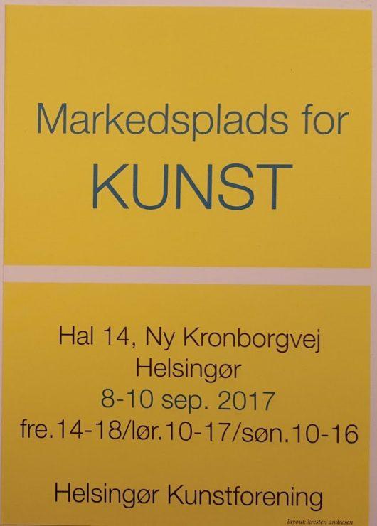 Overskrift for Sommerudstilling Helsingør Kunstforening 2017