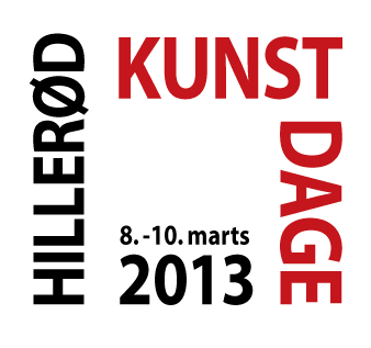 Hillerod Kunstdage 2013 - Lars Stounberg med på udstilling