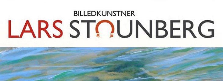 Malerier natur af billedkunstner Lars Stounberg