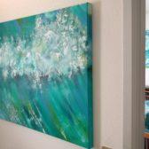 painting-kraftig-boelge-vesterhavet-2016-lars-stounberg