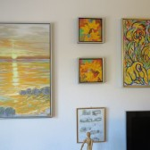 painting-sunrise-ballehage-lars-stounberg-2015
