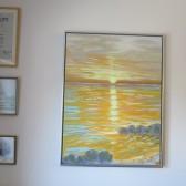 painting-sunrise-ballehage1-lars-stounberg-2015