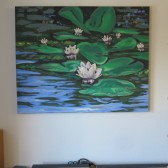 painting-waterlily4-lars-stounberg-2015