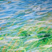 painting-watermirror-ballehage-sea-2016-lars-stounberg