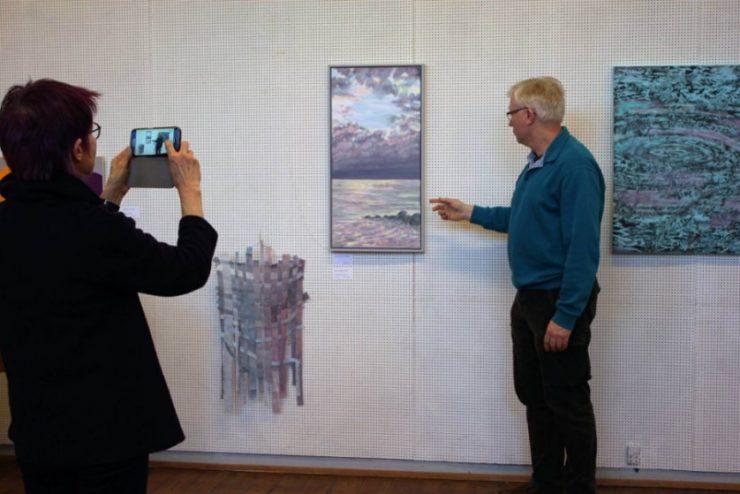 Havmaleri gråvejr 2016 Lars Stounberg