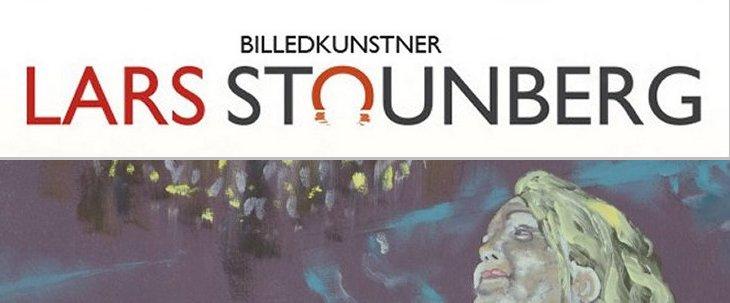 Malerier portræt og salsa - billedkunstner Lars Stounberg