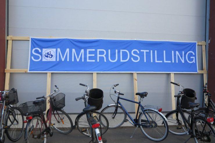 Sommerudstilling værfthal 14 - Helsingør kunstforening 2017