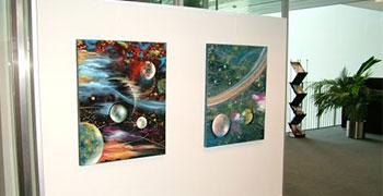 Udstilling i kunstforeninger - Lars Stounberg