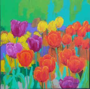 tulip-acrylic-gavnoe-lars-stounberg